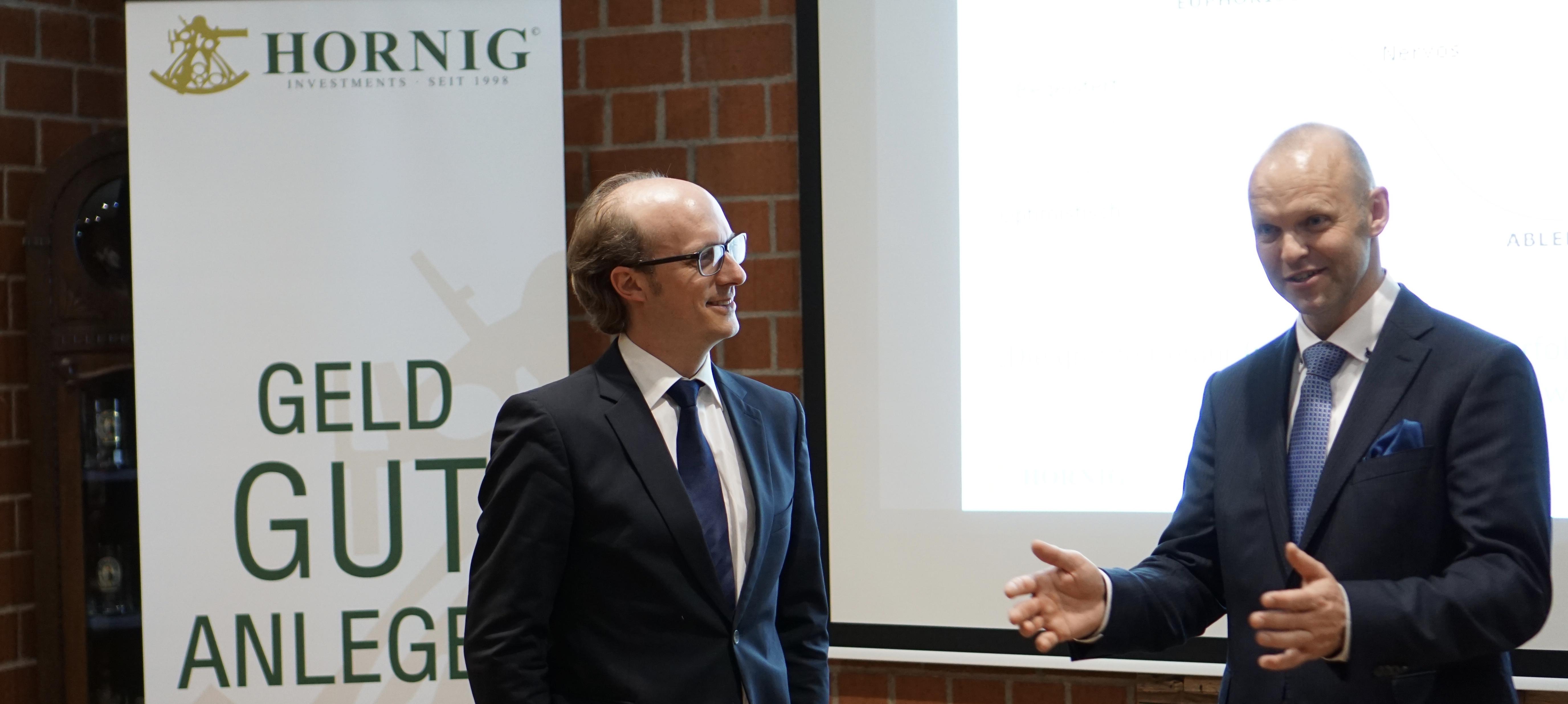 Dennis B. Hornig & Matthias Schneider (DJE)